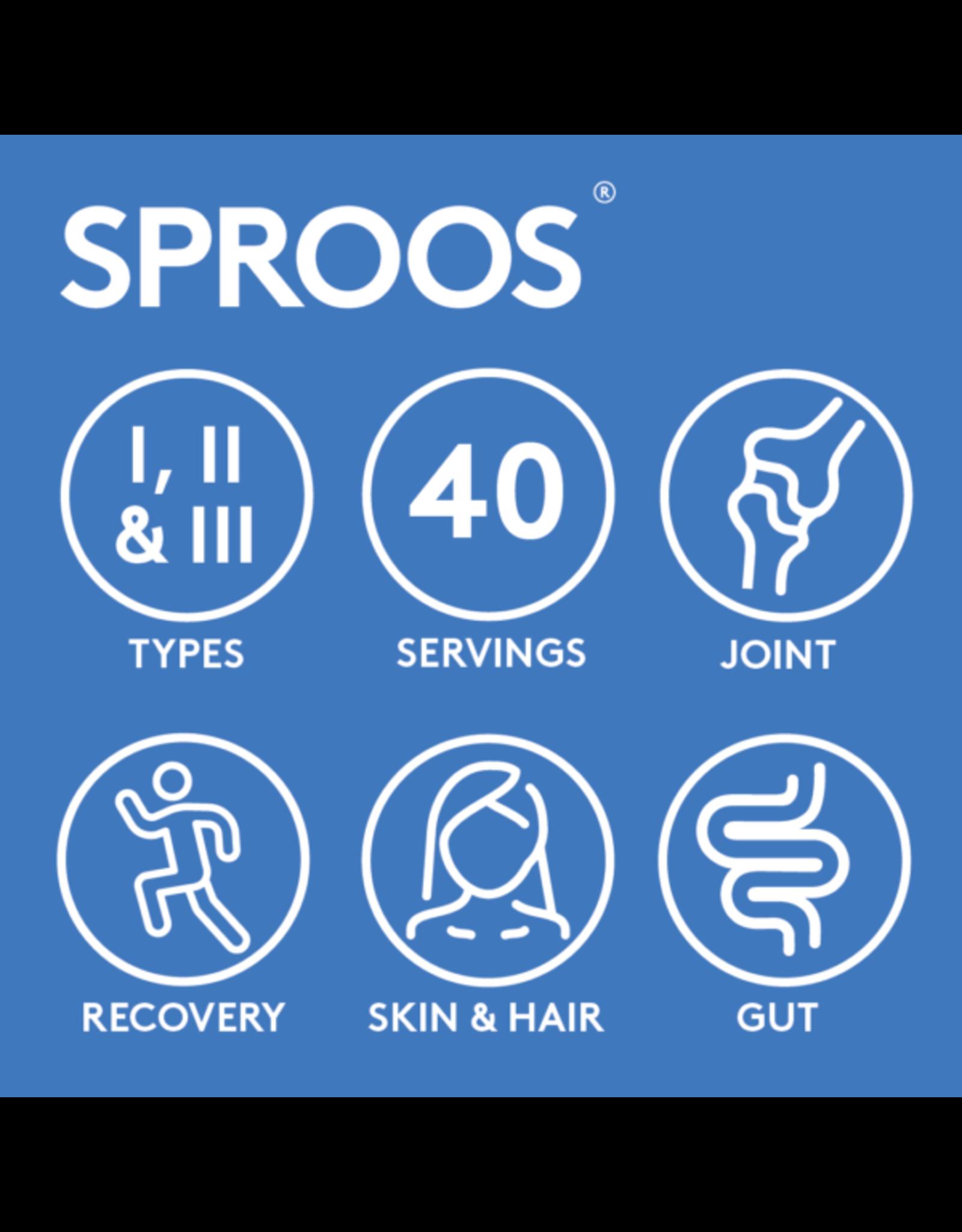 Sproos Performance Multi-Collagen