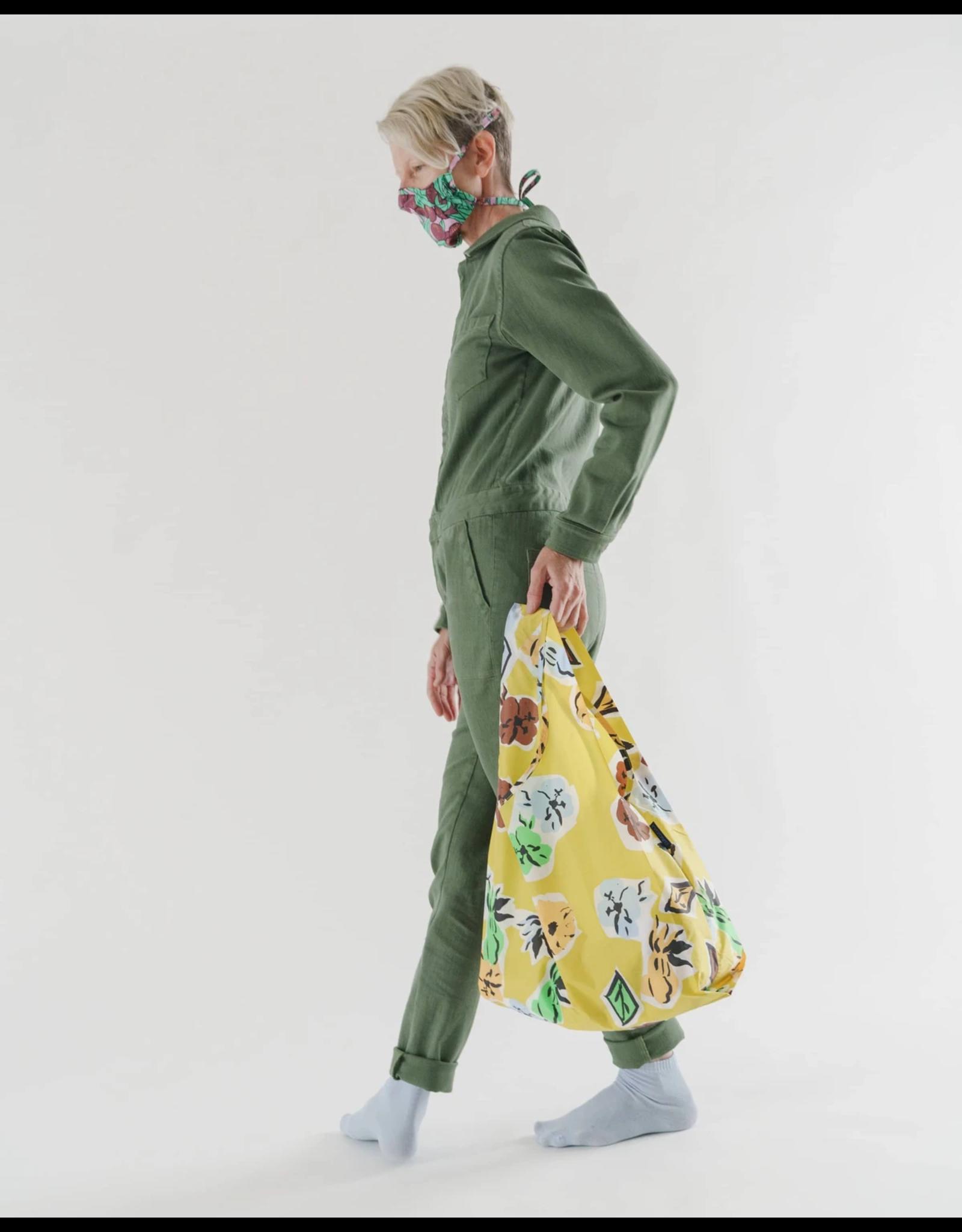 Baggu Baggu Paper Floral Reusable Bag