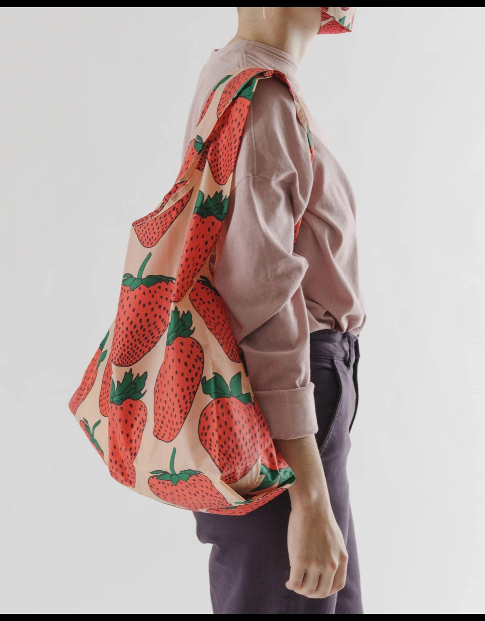 Baggu Baggu Strawberry Reusable Bag