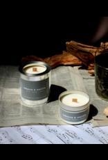 Mala The Brand Tobacco & Vanilla Candle / Vanilla + Bergamot + Tobacco