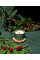 Mala The Brand Mistletoe Candle / Holly + Pine + Berries 4 oz