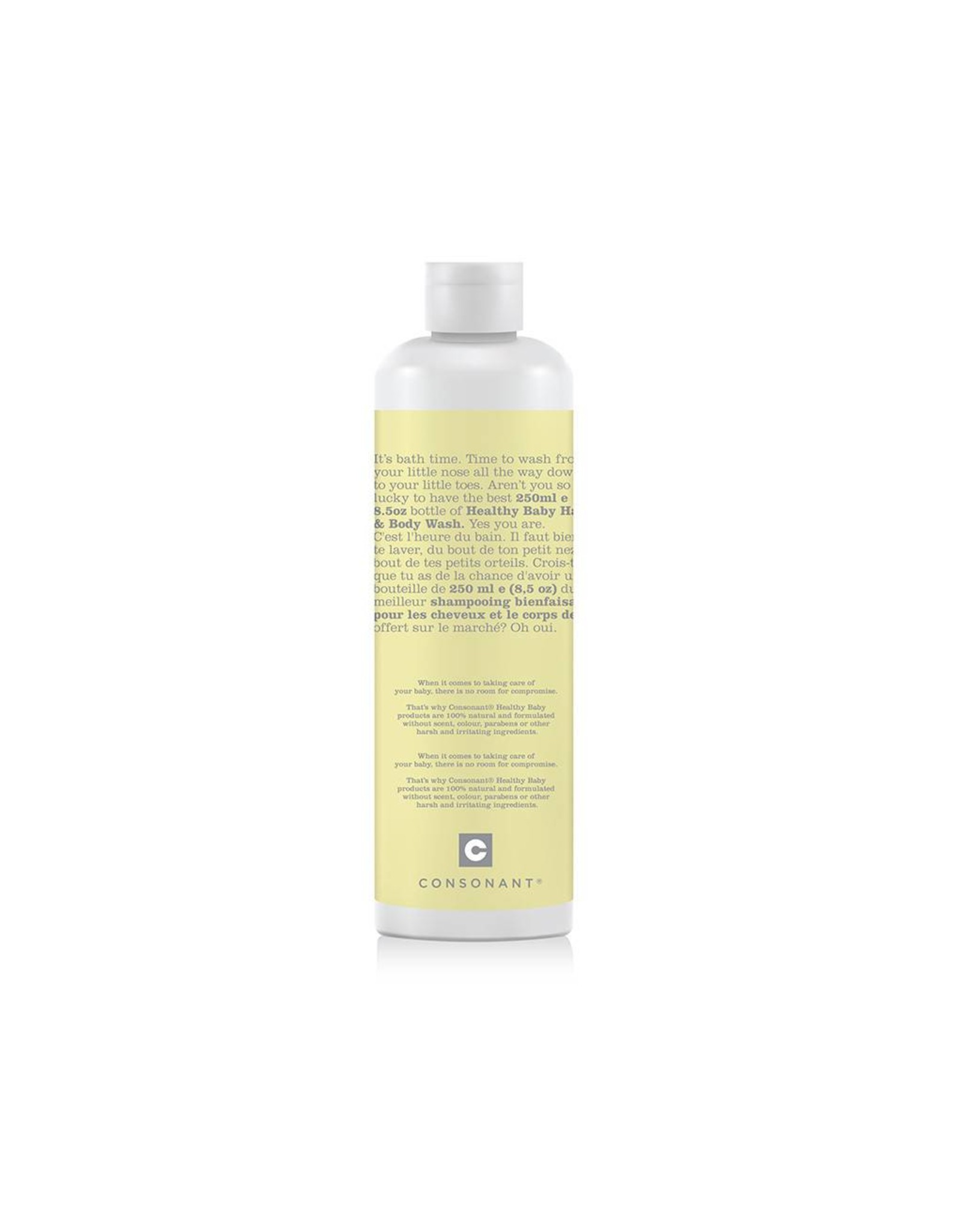 Consonant Healthy Baby Hair & Body Wash