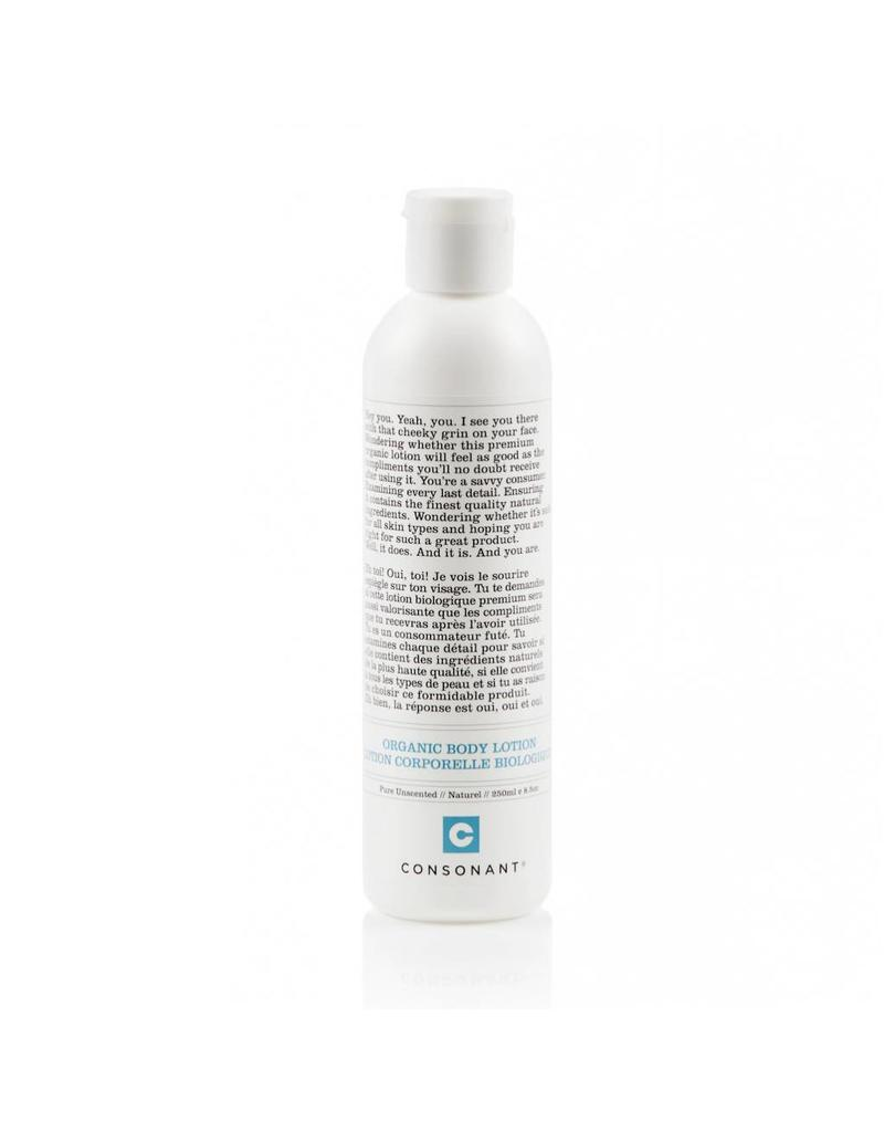 Consonant Organic Body Lotion