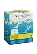 Natracare Organic Cotton Ultra Pads Regular