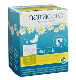 Natracare Organic Cotton Pads Regular