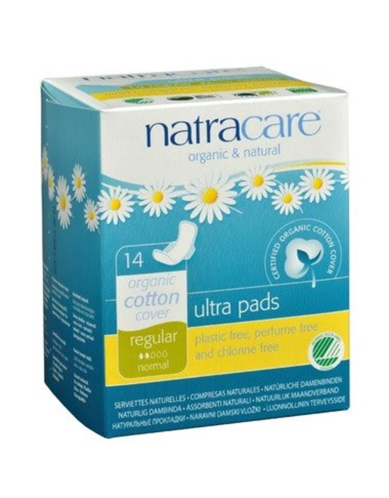 Natracare Organic Cotton Pads Regular