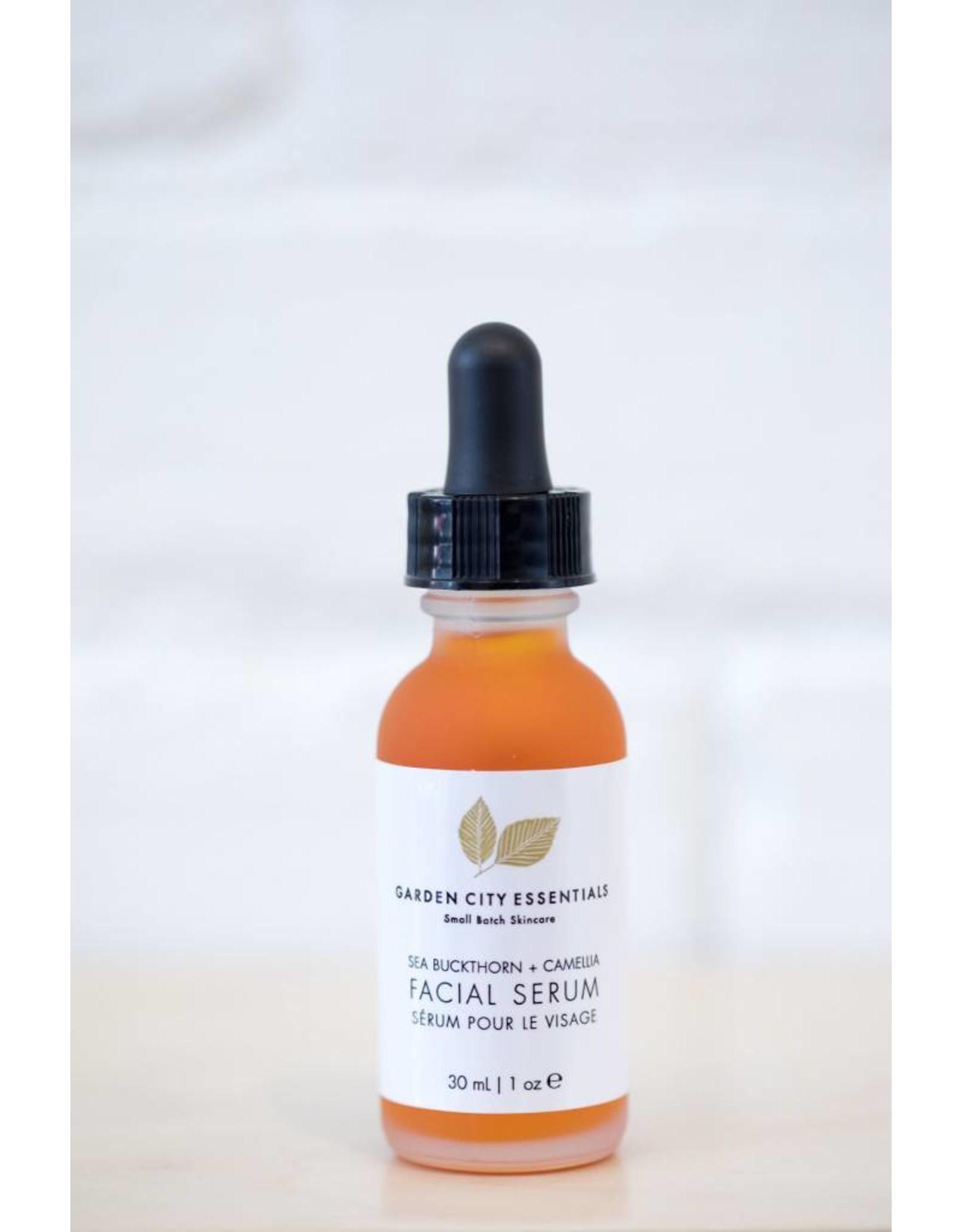 Garden City Essentials Sea Buckthorn & Camellia Facial Serum