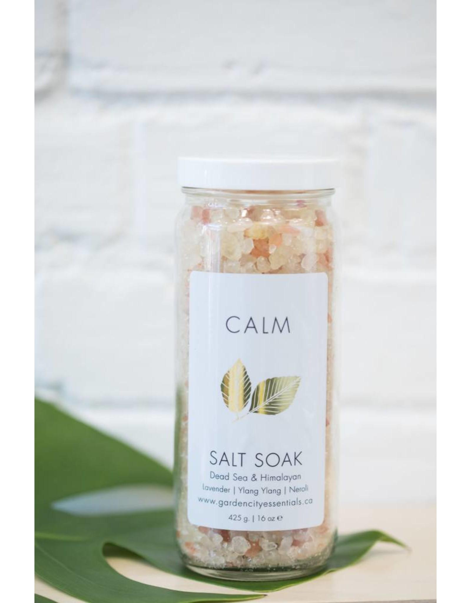Garden City Essentials Salt Soak