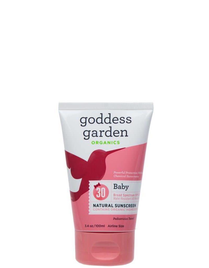 Goddess Garden Organics Goddess Garden Natural Mineral Sunscreen for Baby