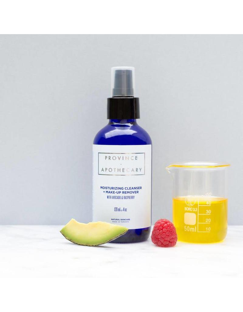 Province Apothecary PA Moisturizing Cleanser + Make Up Remover