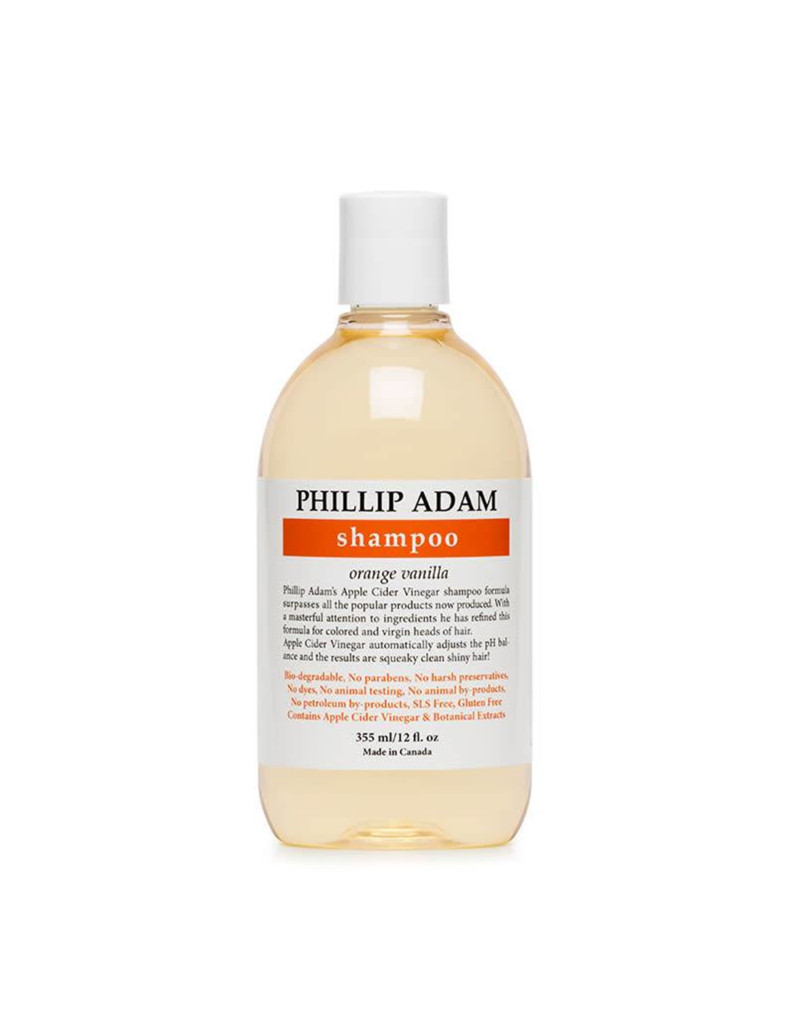 Phillip Adam Phillip Adam Orange Vanilla Shampoo