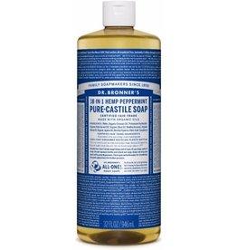 Dr. Bronner's Dr. Bronner's Peppermint Castile Soap 946 ml