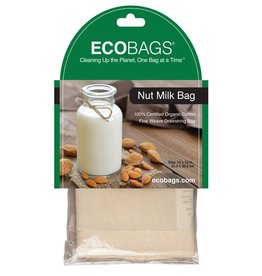 Eco-Bags Organic Cotton Nut Milk Bag