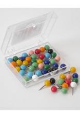 Moore Push Pin Large Ball Shaped Maptacks