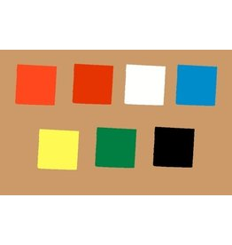 Magna Visual Inc. Magnet Squares - Choose a color