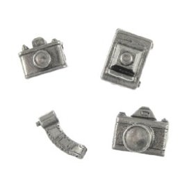 Jim Clift Designs Camera Pushpins