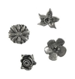 Jim Clift Designs Flower Pushpins