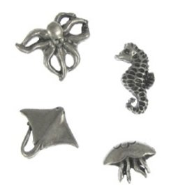 Jim Clift Designs Sea Life Pushpins