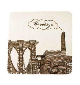 Brooklyn Coasters Set of 10