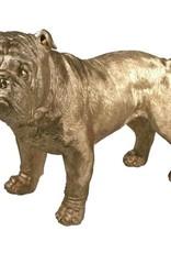 Gold Bulldog Replica