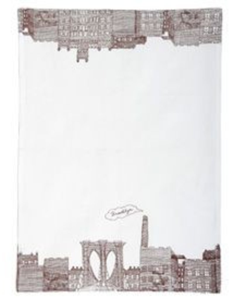 Brooklyn Dishtowel