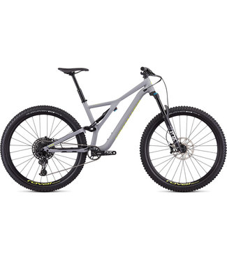 Specialized Stumpjumper FSR Comp 29 12 Speed Grey/Team Yellow