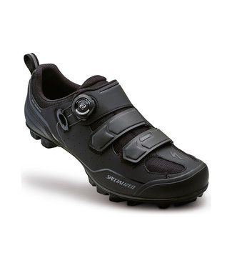 Specialized Comp MTB Shoe Black/Dark Grey