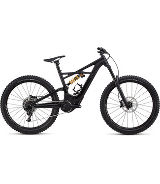 Specialized Kenevo FSR Expert 6Fattie Black