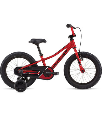 Specialized Riprock Coaster 16 Candy Red/Black/White