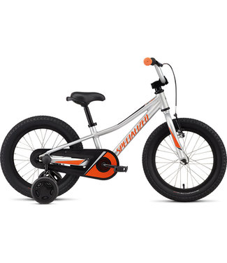Specialized Riprock Coaster 16 Silver/MX Orange/Black