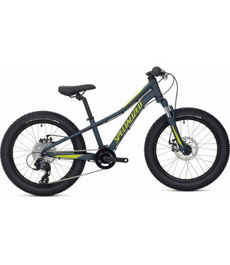 Specialized Riprock 20 Carbon Grey/Hyper/Cool Grey