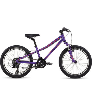 Specialized Hotrock 20 Purple Haze/Black/Acid Red