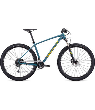 Specialized Rockhopper Men's Expert Dusty Turquoise/Yellow