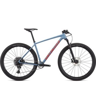 Specialized Chisel Men Expert Storm Grey/Rocket Red M