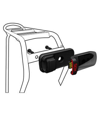 Specialized STIX REFLECTOR/RACK MOUNT BLK One Size