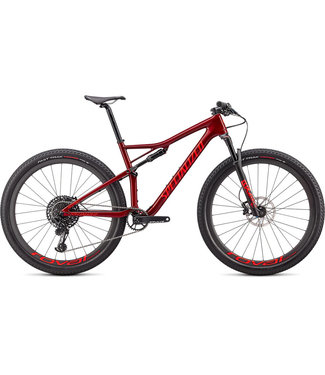 Specialized Epic Expert Carbon 29 Metallic Crimson/Rocket Red