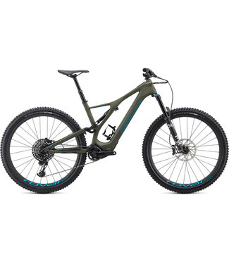Specialized Turbo Levo SL Expert Carbon Oak Green/Aqua