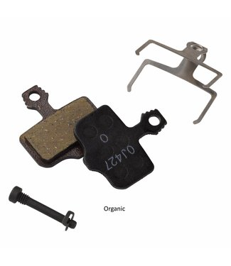 SRAM Level/T/TL Elixir Disc Brake Pads Organic