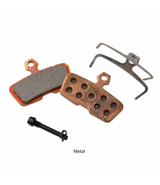 SRAM Code Brake Pads Metal Sintered