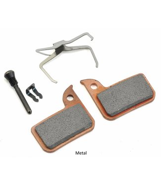 SRAM Level TLM/Ultimate Monobloc Disc Brake Pads Metal Sintered