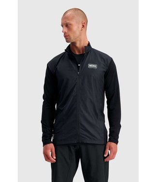 Mons Royale Mens Redwood Wind Jersey Black