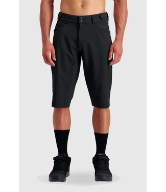 Mons Royale Mens Momentum 2.0 Bike Shorts Black