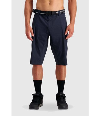 Mons Royale Mens Virage Shorts Black