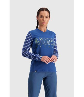 Mons Royale Womens Phoenix Enduro VLS Ink Stripe