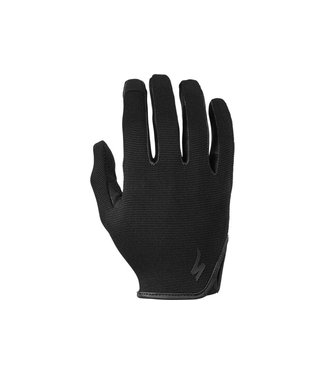 Specialized LoDown Long Finger Gloves Black