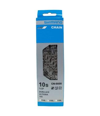 Shimano CN-6600 Ultegra 10 Speed Chain 116 LINK
