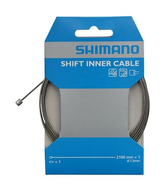 Shimano Shift Cable 1.2mm x 2100mm (Single)