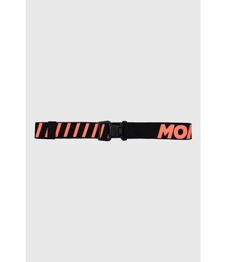 Mons Royale Unisex Birving Belt - Black/Neon
