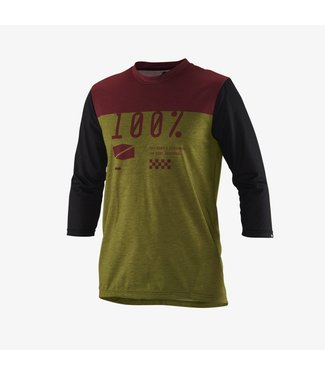 100% Airmatic 3/4 Jersey