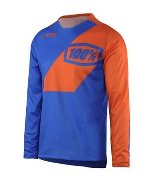 100% R-Core Nova Downhill Jersey Royal XL